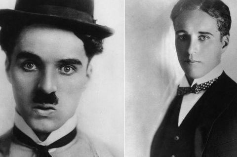 """The Tramp"" vs. Charlie Chaplin"