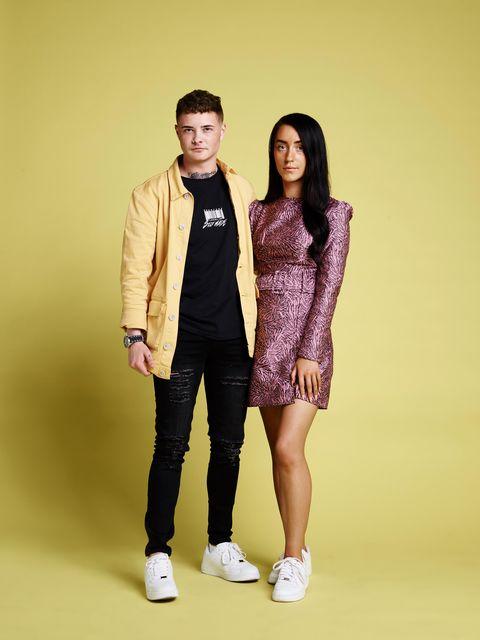 MTV True Love or True Lies contestant