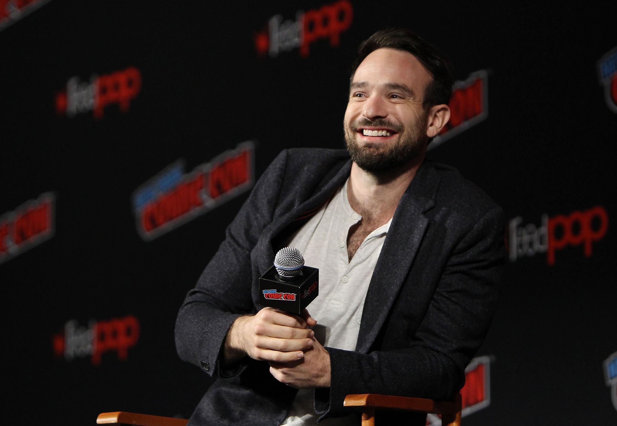 Charlie Cox Netflix Daredevil