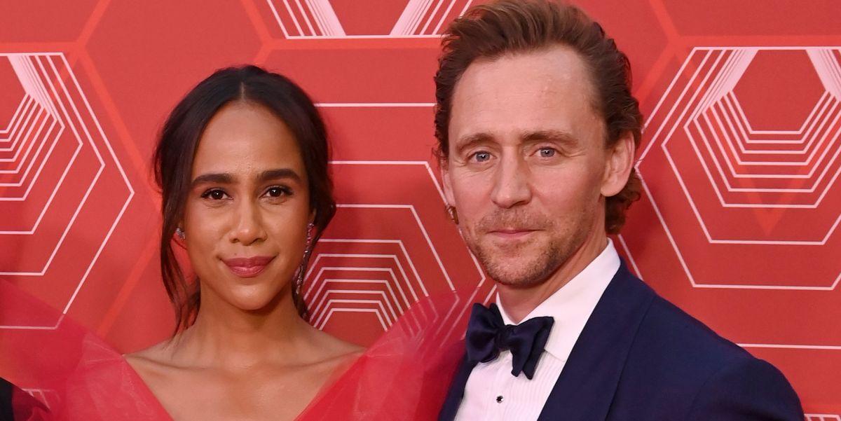 Loki's Tom Hiddleston confirms relationship with Zawe Ashton