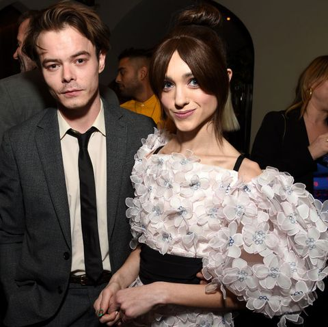 Natalia Dyer Charlie Heaton best pictures
