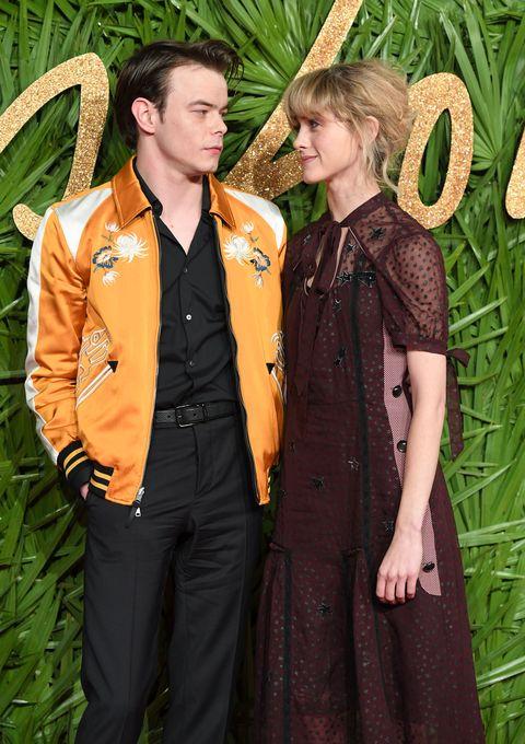 Alfombra roja de The Fashion Awards 2017