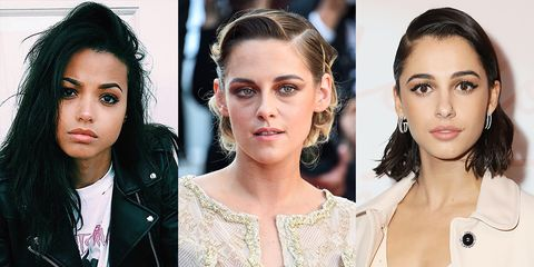 Hair, Face, Eyebrow, Lip, Hairstyle, Nose, Skin, Chin, Beauty, Cheek,