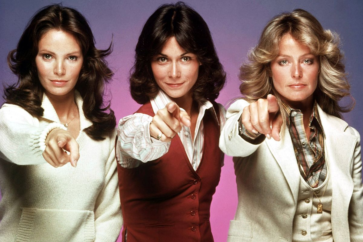 Charlie S Angels Throughout The Years Vintage Charlie S Angels Photos