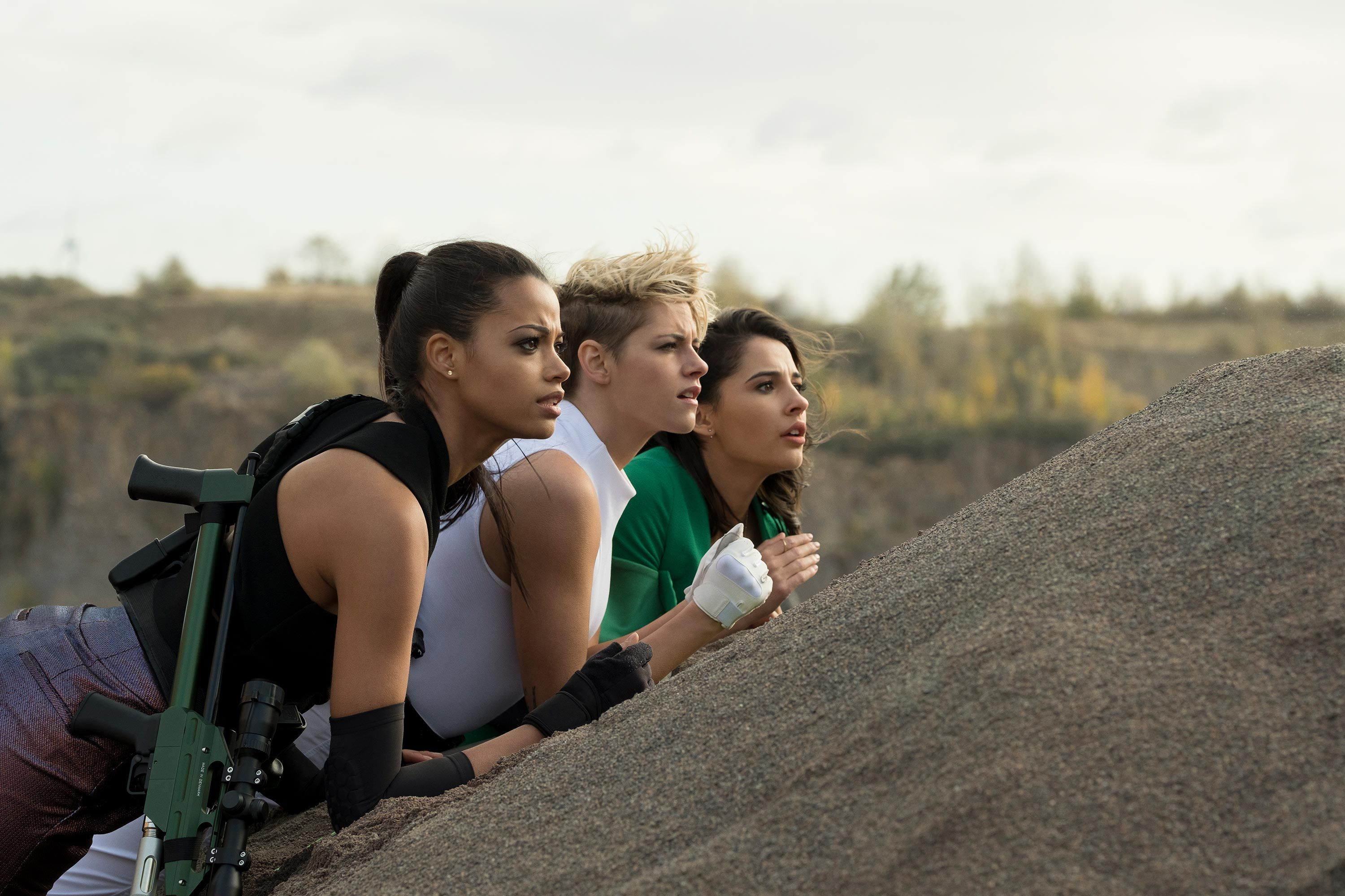 Why not even Kristen Stewart could save Charlie's Angels' flop at the box office