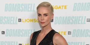 """Charlize Theron BAFTA Q&A For """"Bombshell"""""""