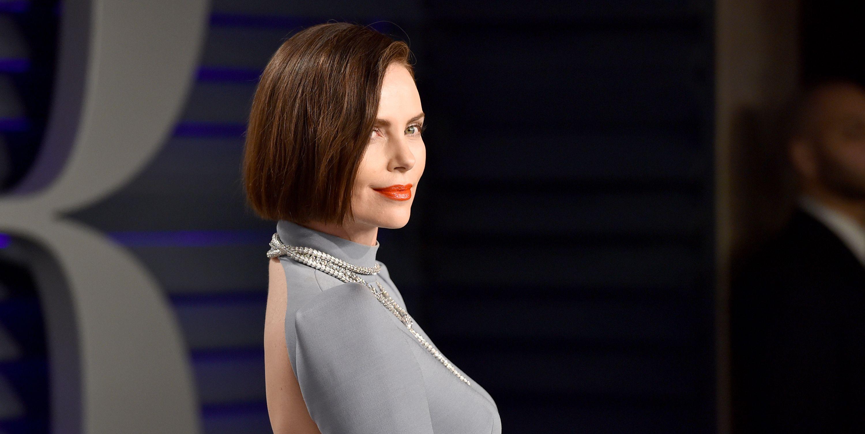 Charlize Theron Premios Oscar 2019