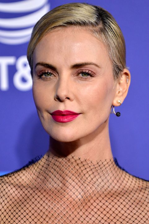 How to recreate Charlize Theron's latest red carpet make-up look