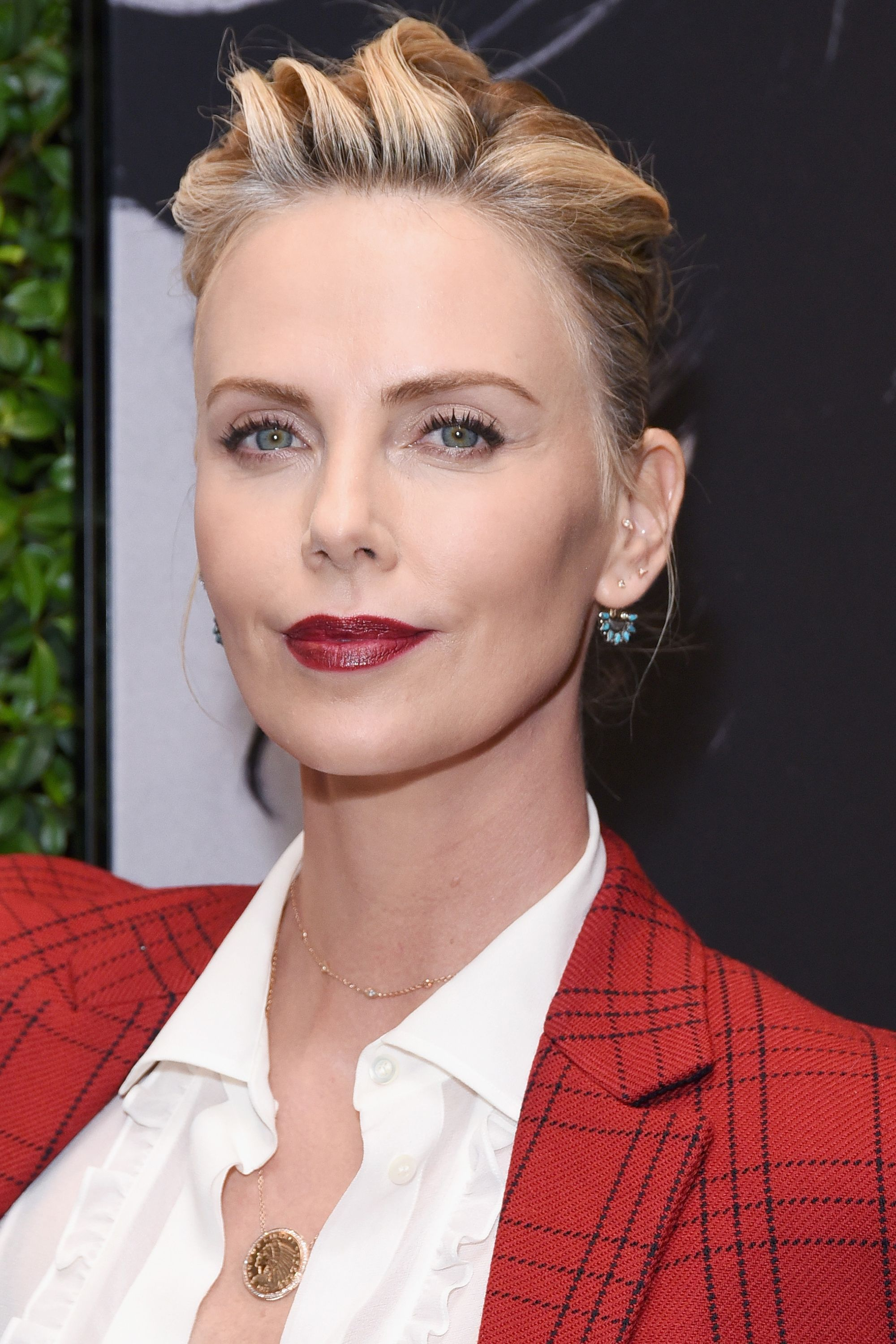 Charlize Theron Beauty Muse