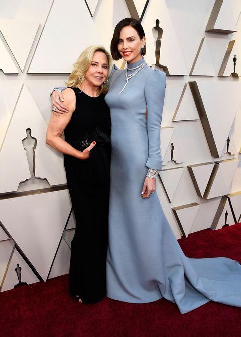 Charlize Theron madre Oscar 2019