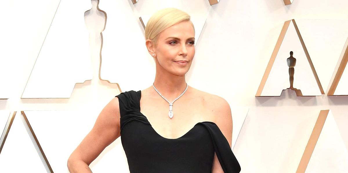 Charlize Theron says we're all saying her name wrong