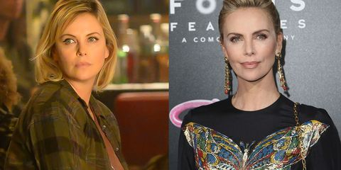 Charlize Theron Gained 50 Pounds For Tully Movie