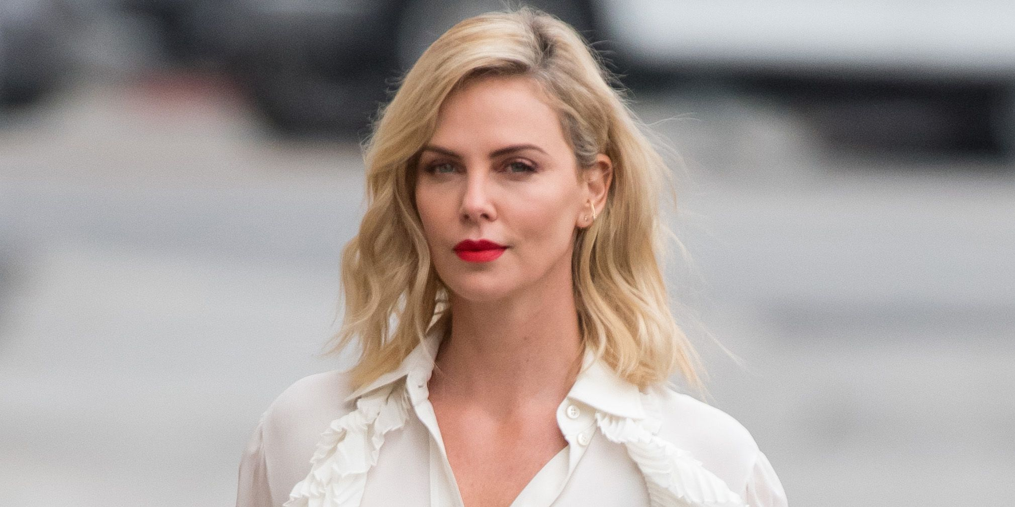 Charlize Theron Gained 50lbs For Her New Movie By Eating Mac and Cheese at 2 AM