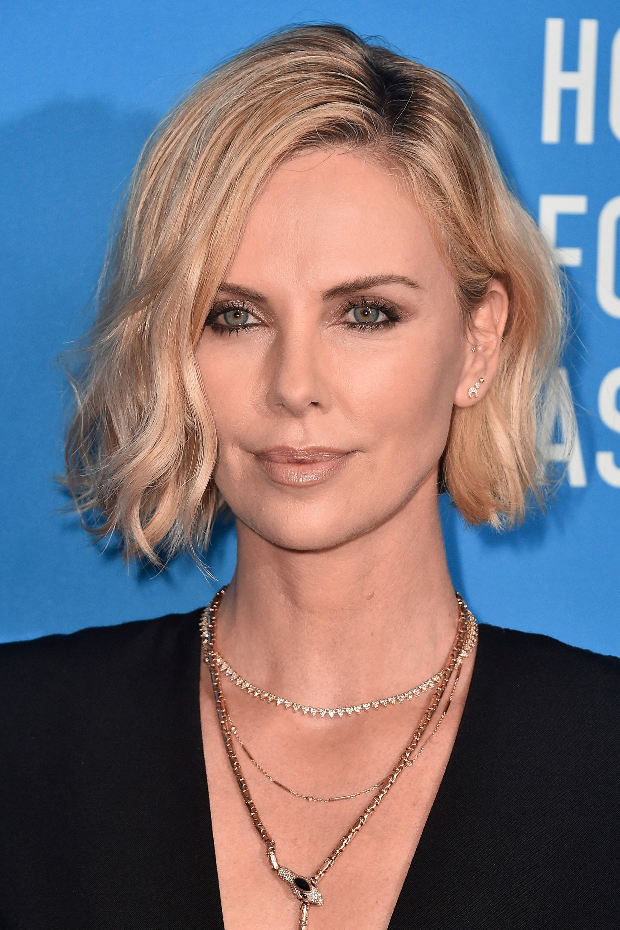 Charlize Theron S New Crop Might Make You Want To Cut Your Hair