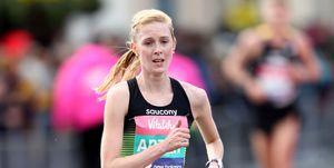 Charlotte Arter parkrun record
