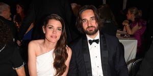 charlotte casiraghi dimitri rassam Kering And Cannes Film Festival Official Dinner - Inside Dinner