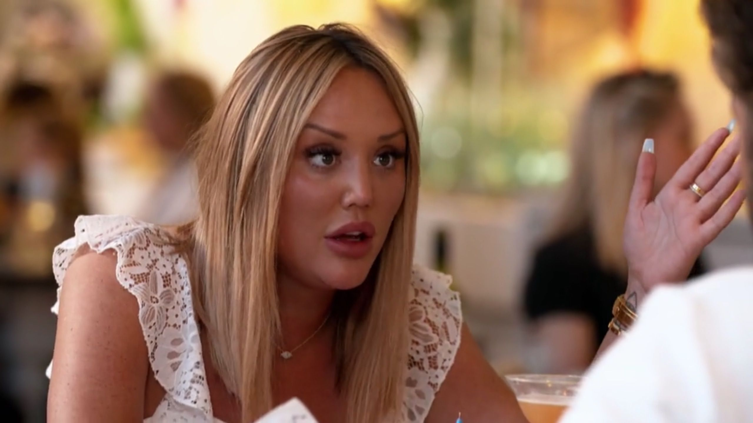 Celebs Go Dating's Charlotte Crosby has a tearful breakdown