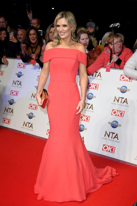 National Television Awards 2020 fashion