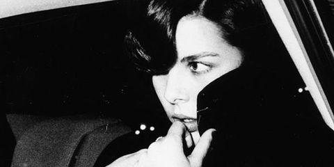 Black, White, Photograph, Black-and-white, Beauty, Monochrome photography, Lip, Monochrome, Black hair, Photography,