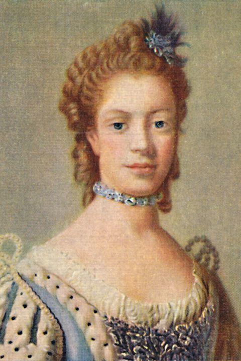 charlotte of mecklenburg
