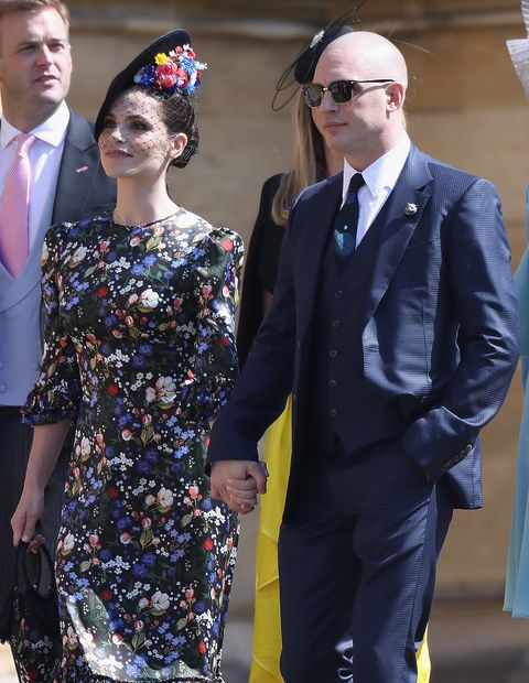 0ec4f0556 Tom Hardy and Charlotte Riley have welcomed their second child together