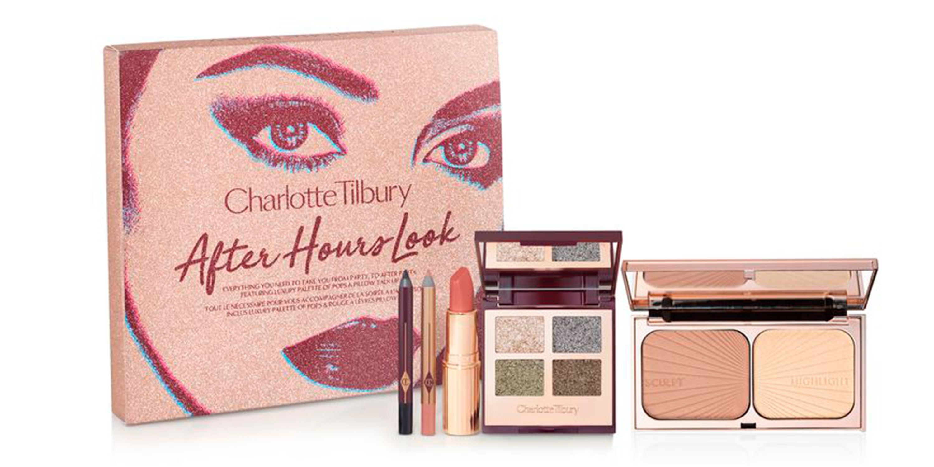 15 Lovely Christmas 2019 Makeup Gift Sets