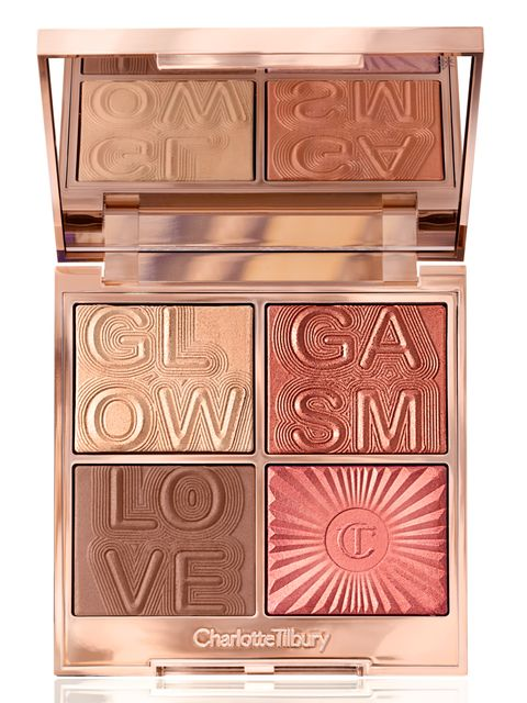 charlotte tilbury glowgasm makeup collection