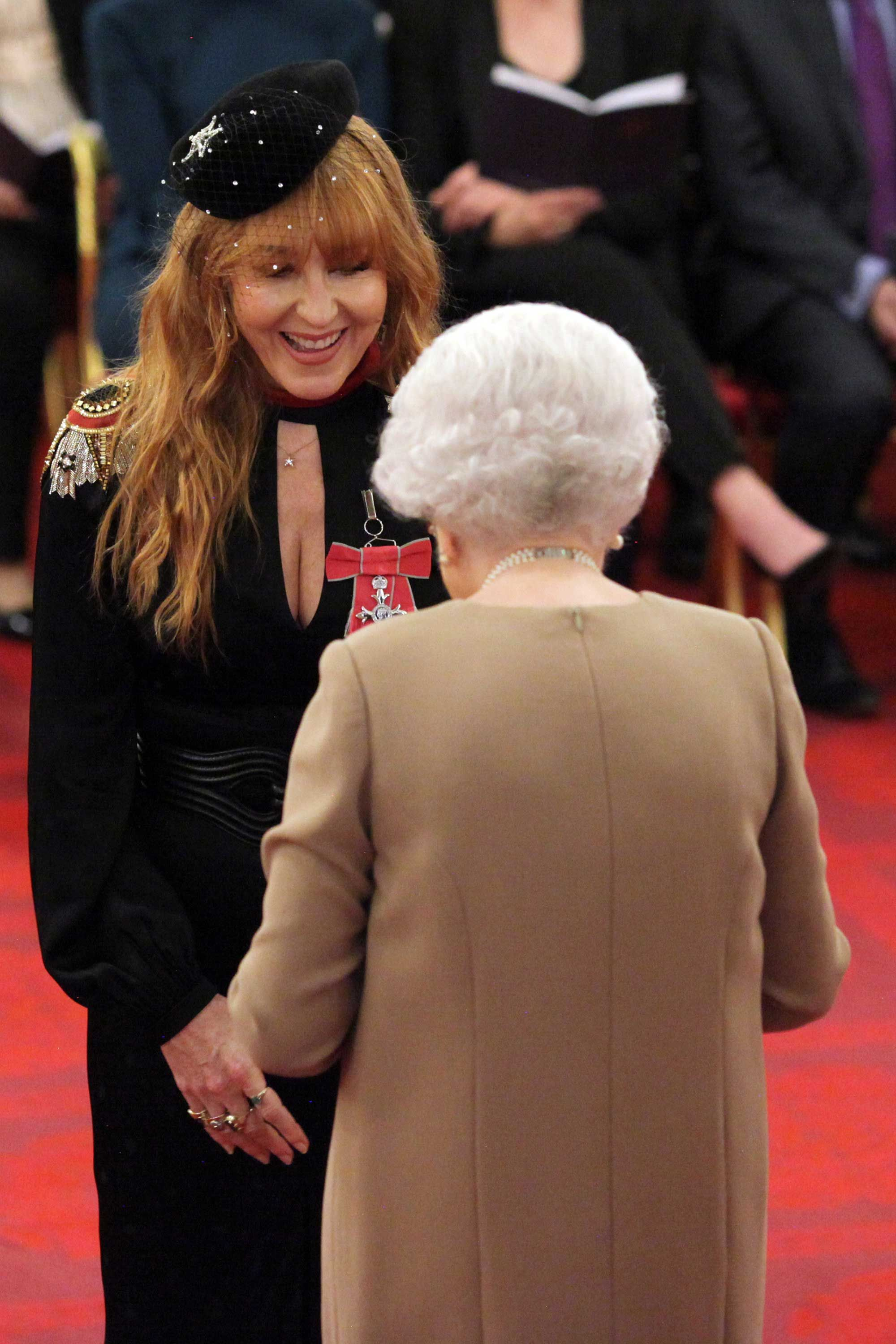Charlotte Tilbury shares her experiences of meeting the Queen: Id love to do her make-up