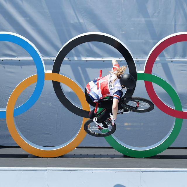cycling bmx freestyle olympics day 9