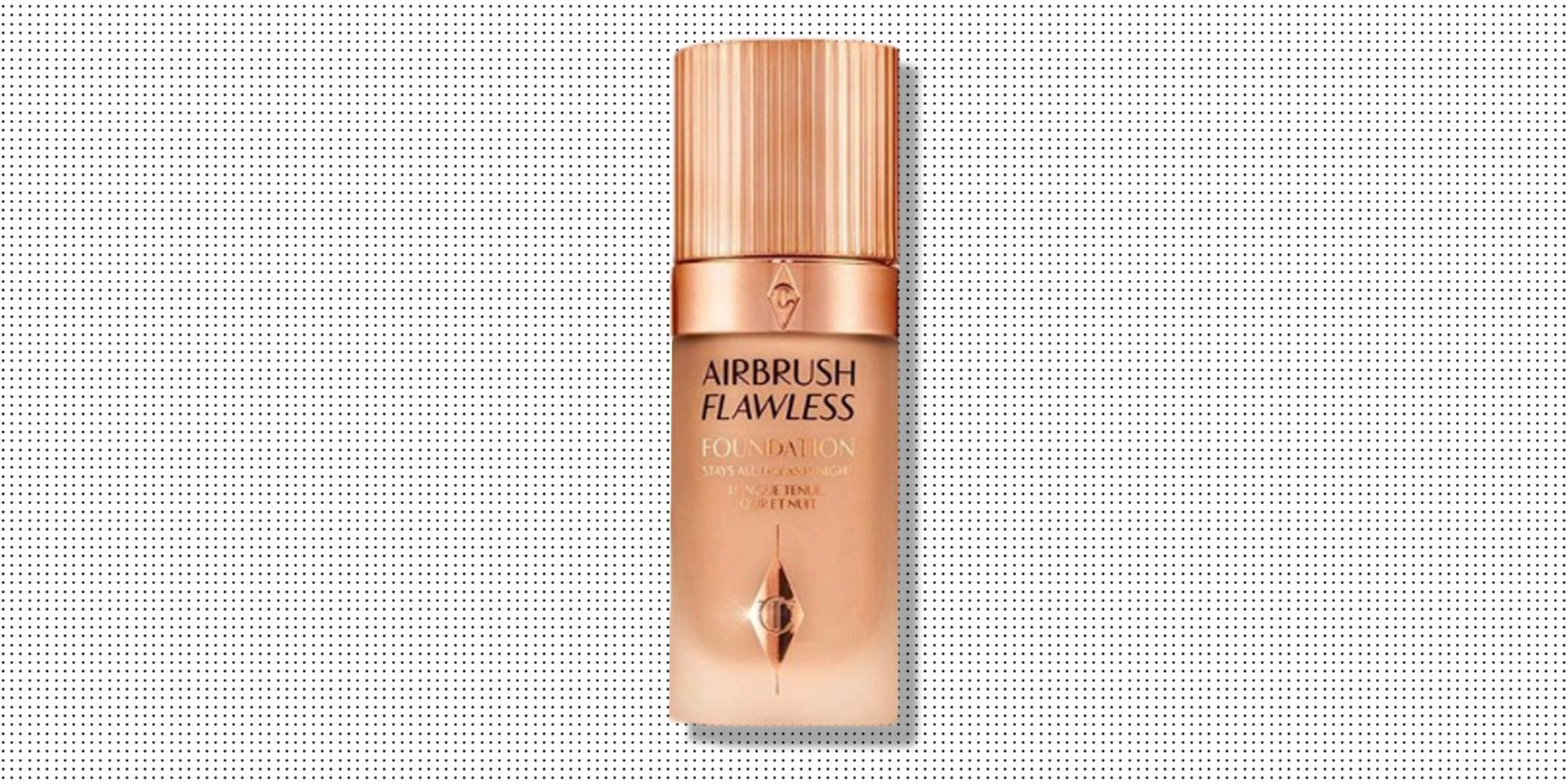 Charlotte Tilbury Launches New Airbrush Flawless Foundation