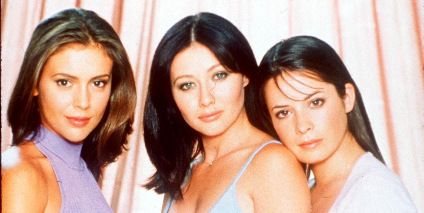 the charmed reboot finally casts all the sisters and