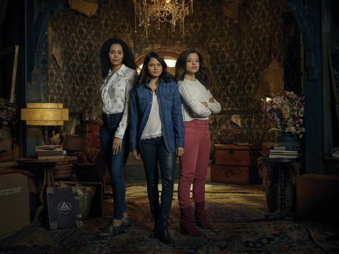Charmed reboot on The CW