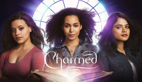 Charmed Reboot at Comic Con