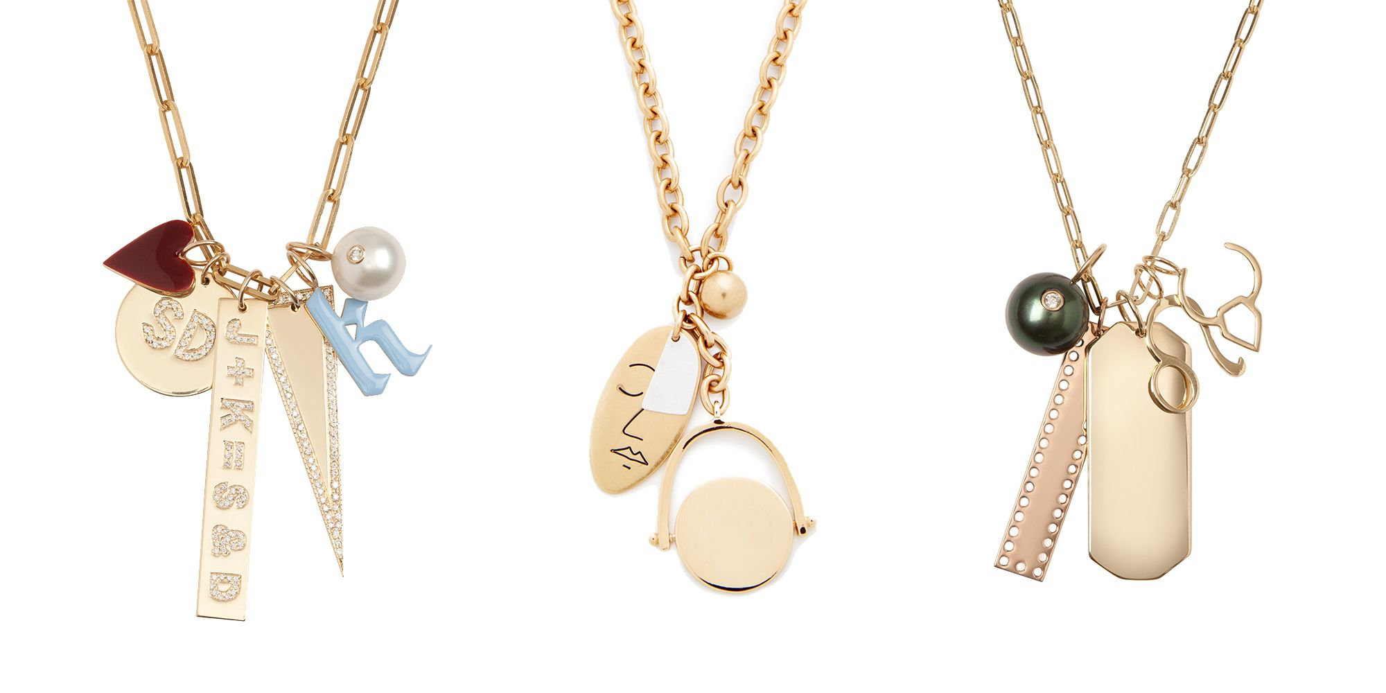 d952015e4c579 14 Charm Necklaces to Wear Every Day