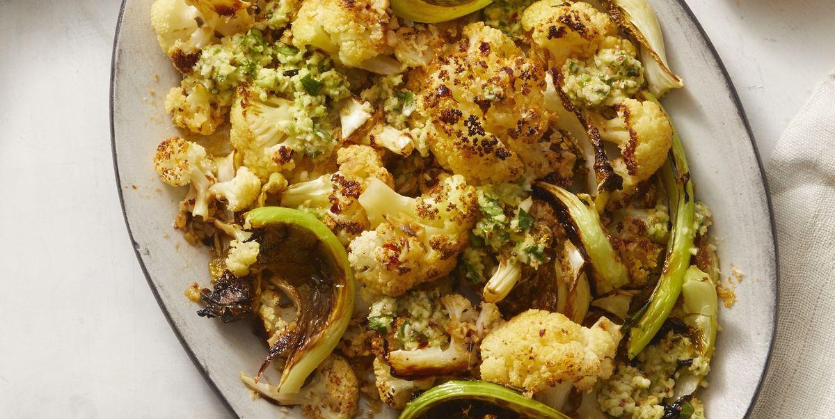Charred Cauliflower