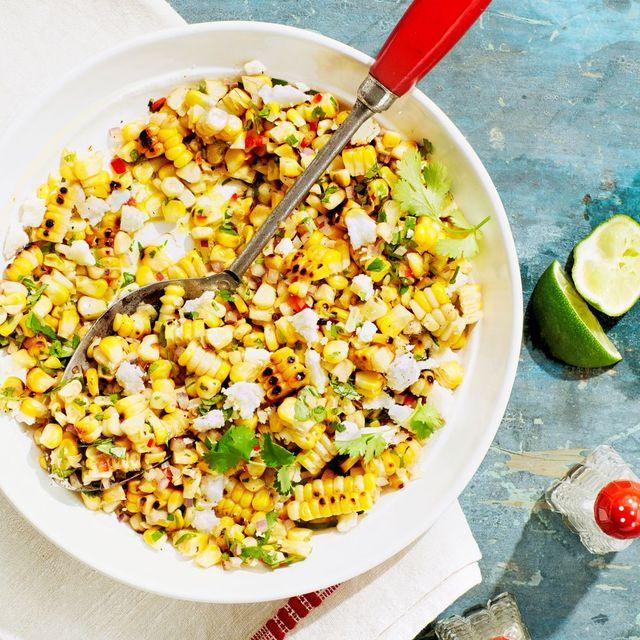 charred corn salad recipe