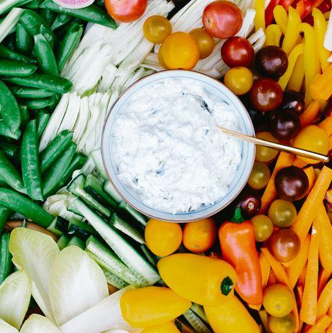 Charred Scallion Dip - picnic recipe ideas