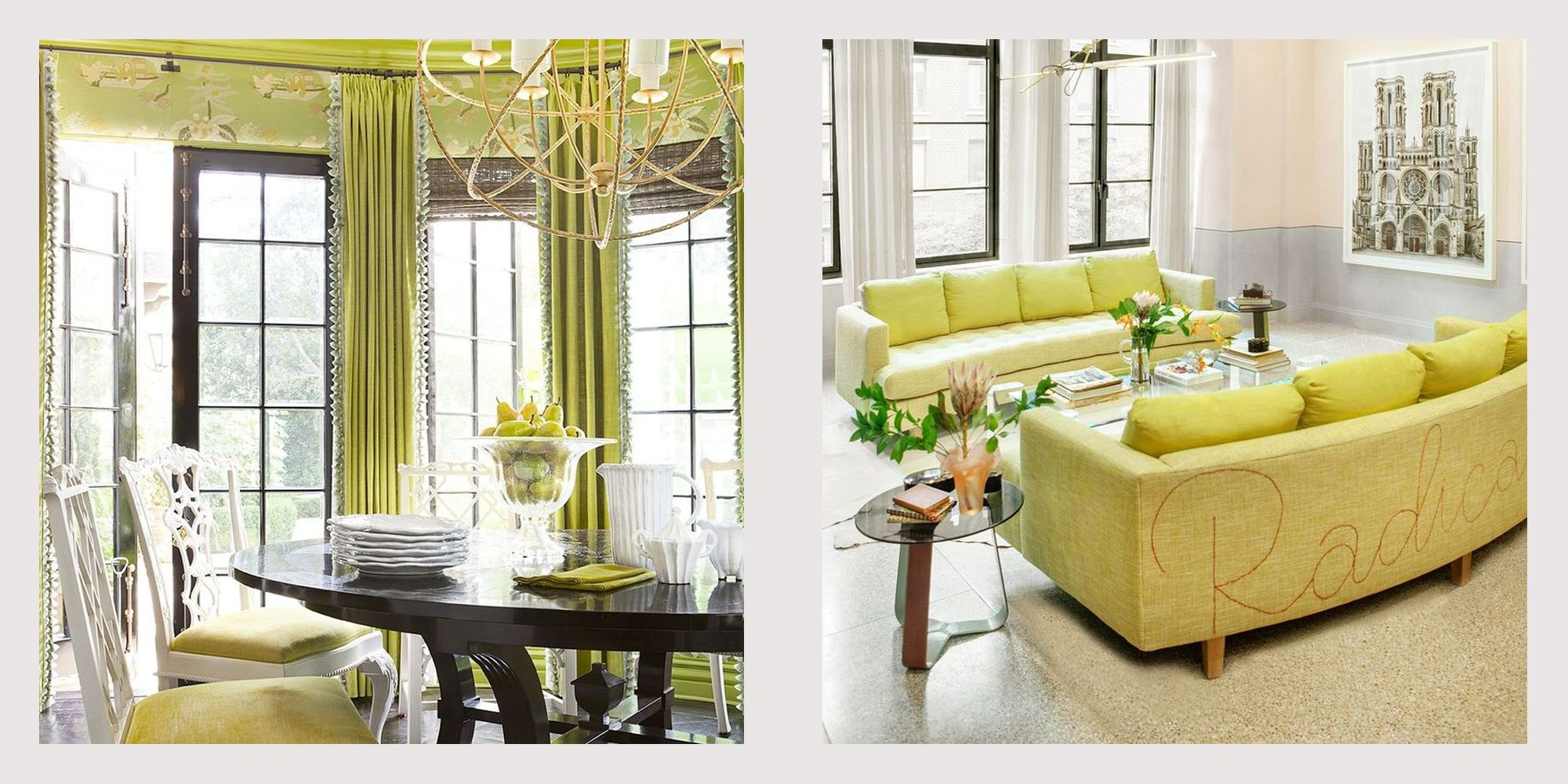 10+ Chartreuse Color Ideas to Brighten Your Dreariest Spaces