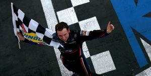 Xfinity Series Drive for the Cure 200 presented by Blue Cross Blue Shield of North Carolina
