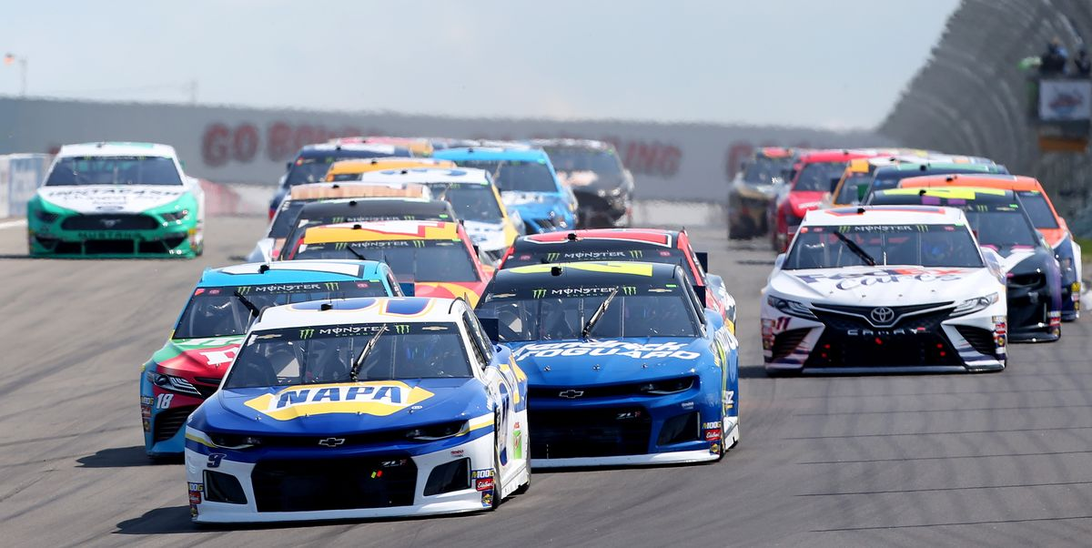 NASCAR, Cup teams agree to charter extension