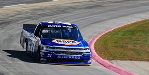 NASCAR Camping World Truck Series Texas Roadhouse 200 presented by Alpha Energy Solutions - Practice