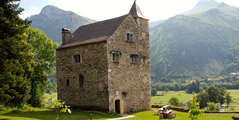 Chateau - Laruns, Pyrenees Atlantiques - view - Savills