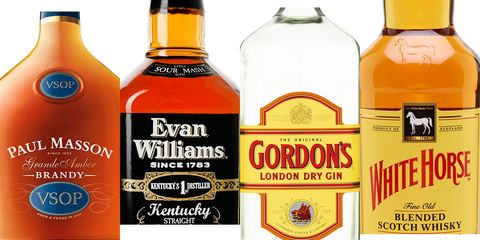 Best Cheap Liquor Bottles That Taste Damn Good - 5 Cheap Liquors to Buy