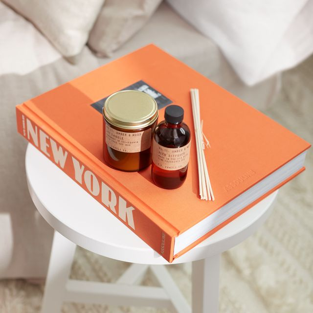 pf candle co on new york book