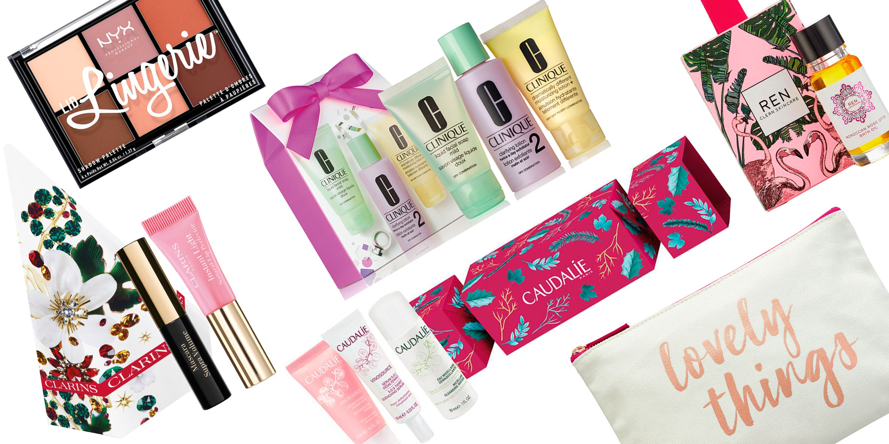 Christmas beauty gifts under £10: Cheap stocking fillers