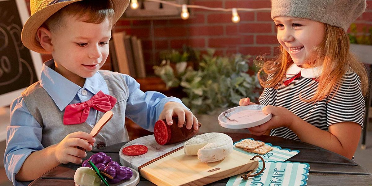 Fisher-Price Is Selling a Charcuterie Board for Kids and TBH, We Want One