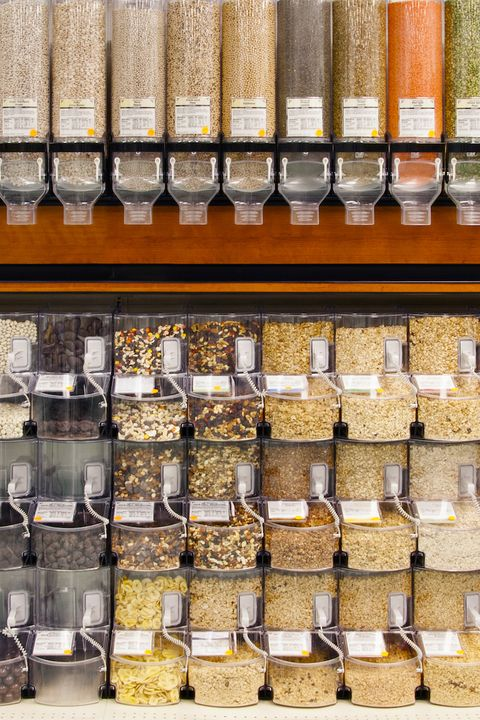 eating healthy on a budget Buy in Bulk