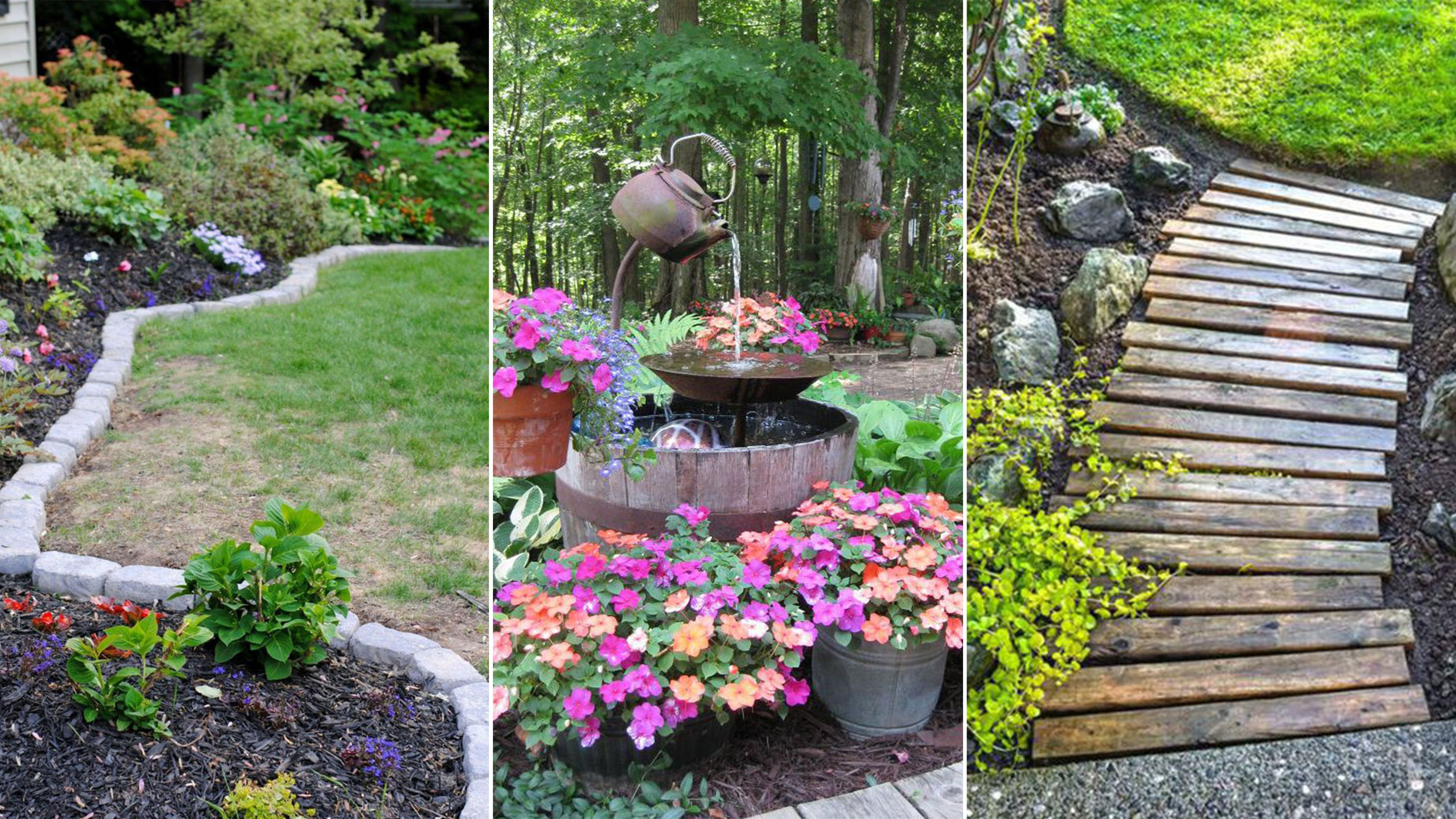 14 Cheap Landscaping Ideas - Budget-Friendly Landscape Tips for Front Yard and Backyard & 14 Cheap Landscaping Ideas - Budget-Friendly Landscape Tips for ...