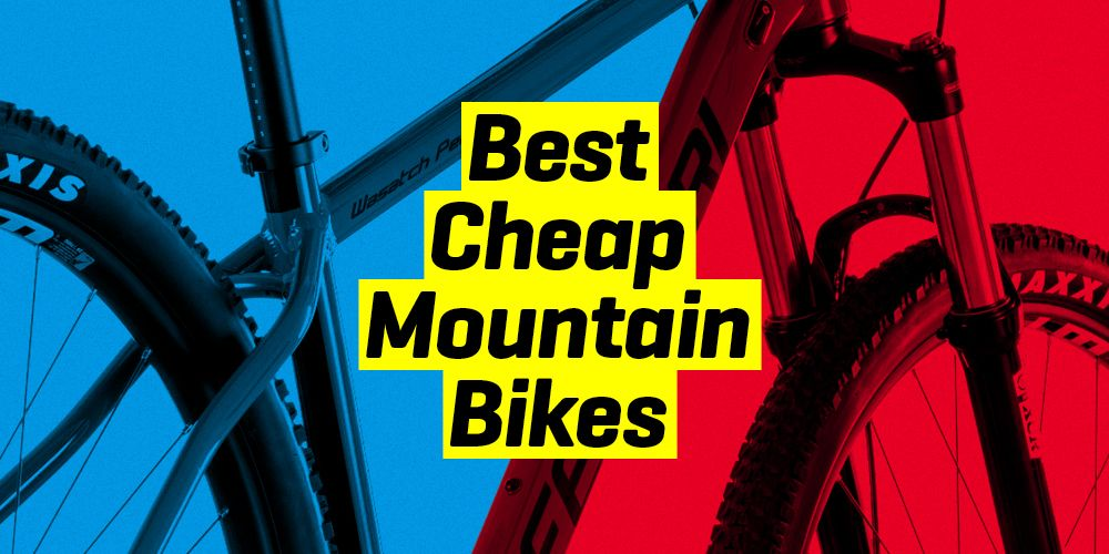 fb209fa02e6 Cheap Mountain Bikes 2019 | Best Mountain Bikes Under $1,000