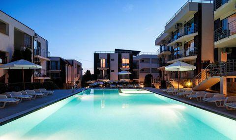 New Line Apartments Sunny Beach